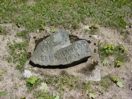 HAWLEY, MELL E. - Preble County, Ohio | MELL E. HAWLEY - Ohio Gravestone Photos