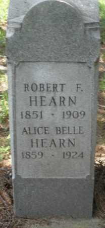 HEARN, ALICE BELLE - Preble County, Ohio | ALICE BELLE HEARN - Ohio Gravestone Photos