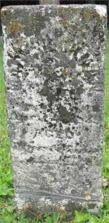 OLVERHOLTZ HECKMAN, MARY - Preble County, Ohio | MARY OLVERHOLTZ HECKMAN - Ohio Gravestone Photos