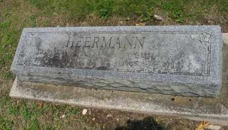 HEERMANN, EMIL THEODOR - Preble County, Ohio | EMIL THEODOR HEERMANN - Ohio Gravestone Photos