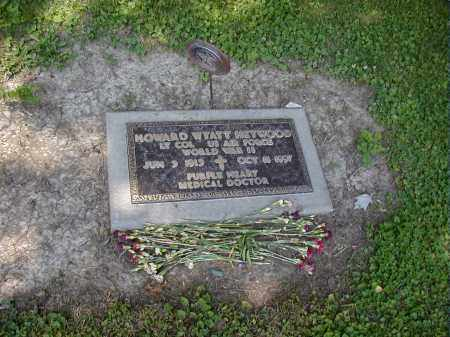 HEYWOOD, HOWARD WYATT - Preble County, Ohio | HOWARD WYATT HEYWOOD - Ohio Gravestone Photos