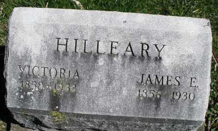 HILLEARY, JAMES E. - Preble County, Ohio   JAMES E. HILLEARY - Ohio Gravestone Photos