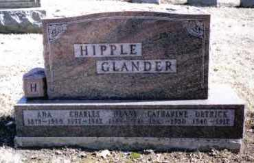 GLANDER, DETRICK - Preble County, Ohio | DETRICK GLANDER - Ohio Gravestone Photos