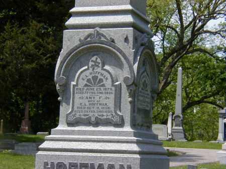 HOFFMAN, AMY F. - Preble County, Ohio | AMY F. HOFFMAN - Ohio Gravestone Photos