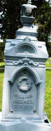 HOLMES, WILLIAM - Preble County, Ohio | WILLIAM HOLMES - Ohio Gravestone Photos