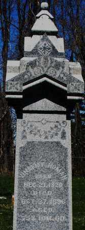HOMAN, VINCENT - Preble County, Ohio | VINCENT HOMAN - Ohio Gravestone Photos