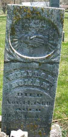 HOMAN, WILLIAM - Preble County, Ohio   WILLIAM HOMAN - Ohio Gravestone Photos