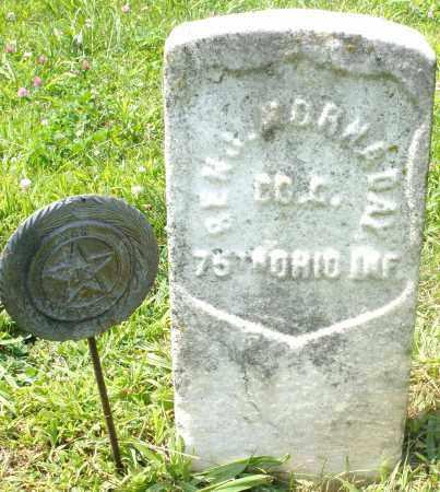 HORNADAY, BENJAMIN - Preble County, Ohio   BENJAMIN HORNADAY - Ohio Gravestone Photos