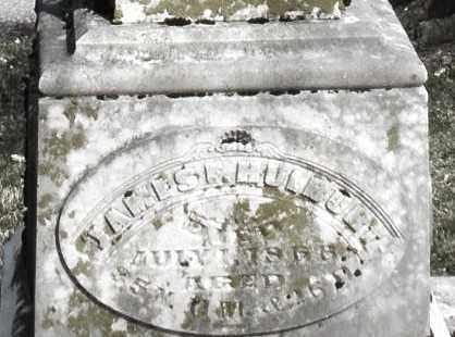 HULBURT, JAMES - Preble County, Ohio   JAMES HULBURT - Ohio Gravestone Photos