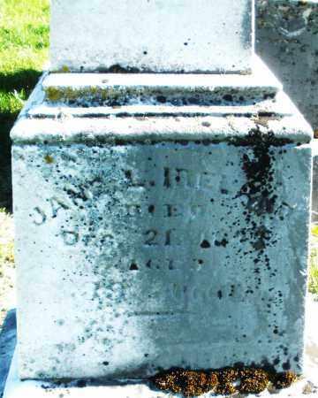 IRELAND, JANE L. - Preble County, Ohio   JANE L. IRELAND - Ohio Gravestone Photos