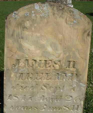 IRELAND, JAMES H. - Preble County, Ohio | JAMES H. IRELAND - Ohio Gravestone Photos