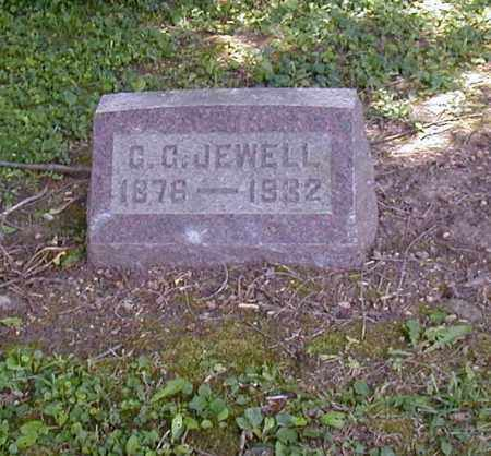 JEWELL, G.C. - Preble County, Ohio | G.C. JEWELL - Ohio Gravestone Photos