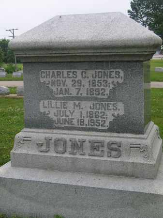 JONES, LILLIE M. - Preble County, Ohio | LILLIE M. JONES - Ohio Gravestone Photos