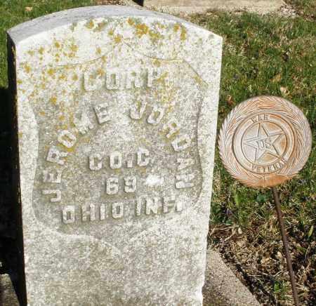 JORDAN, JEROME - Preble County, Ohio   JEROME JORDAN - Ohio Gravestone Photos