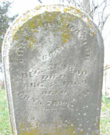 KAYLOR, CHRISTIAN - Preble County, Ohio | CHRISTIAN KAYLOR - Ohio Gravestone Photos