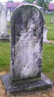 KIRCKHOFF, JOHN D - Preble County, Ohio   JOHN D KIRCKHOFF - Ohio Gravestone Photos