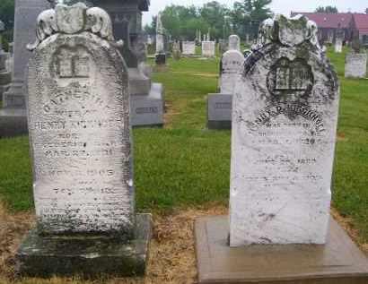 KIRCKHOFF, HENRY D - Preble County, Ohio | HENRY D KIRCKHOFF - Ohio Gravestone Photos