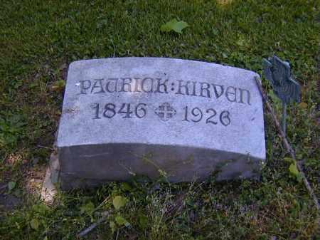 KIRVEN, PATRICK - Preble County, Ohio   PATRICK KIRVEN - Ohio Gravestone Photos