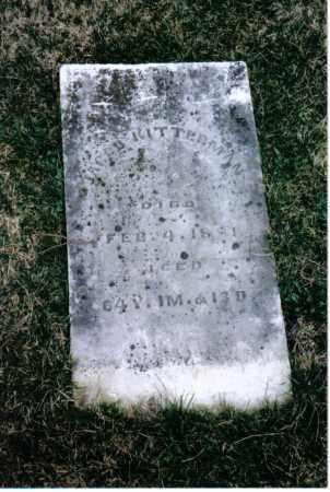 KITTERMAN, JACOB - Preble County, Ohio   JACOB KITTERMAN - Ohio Gravestone Photos
