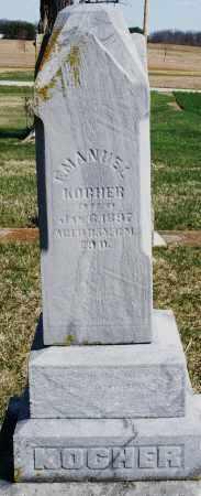 KOGHER, EMANUEL - Preble County, Ohio | EMANUEL KOGHER - Ohio Gravestone Photos