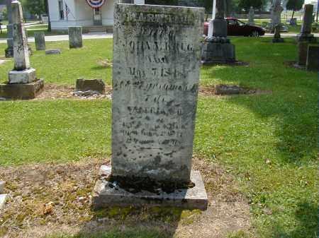 KRUG, VALERIA O. - Preble County, Ohio | VALERIA O. KRUG - Ohio Gravestone Photos