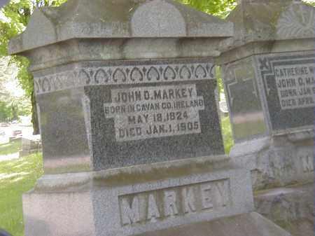 MARKEY, JOHN D. - Preble County, Ohio   JOHN D. MARKEY - Ohio Gravestone Photos