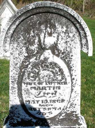 MARTIN, LOUISA - Preble County, Ohio   LOUISA MARTIN - Ohio Gravestone Photos