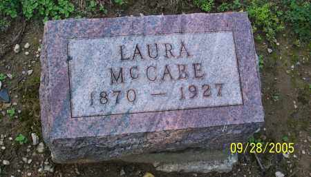 HICKEY MCCABE, LAURA - Preble County, Ohio | LAURA HICKEY MCCABE - Ohio Gravestone Photos