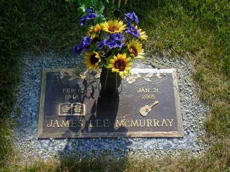 MCMURRAY, JAMES LEE - Preble County, Ohio | JAMES LEE MCMURRAY - Ohio Gravestone Photos