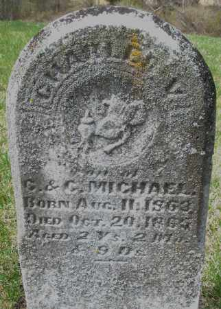 MICHAEL, CHARLES - Preble County, Ohio | CHARLES MICHAEL - Ohio Gravestone Photos