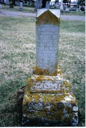 MIKESELL, AMANDA - Preble County, Ohio | AMANDA MIKESELL - Ohio Gravestone Photos