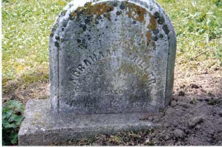 MILLER, ABRAHAM - Preble County, Ohio   ABRAHAM MILLER - Ohio Gravestone Photos