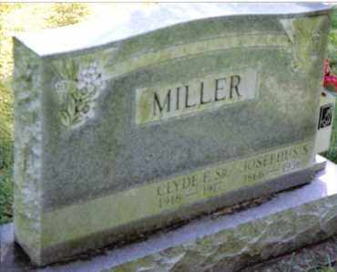 MILLER, CLYDE E., SR - Preble County, Ohio | CLYDE E., SR MILLER - Ohio Gravestone Photos