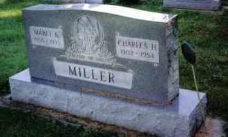 MILLER, MABEL B. - Preble County, Ohio | MABEL B. MILLER - Ohio Gravestone Photos