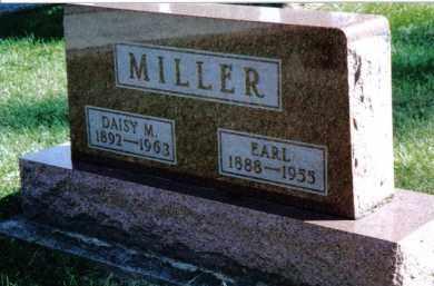 MILLER, EARL - Preble County, Ohio | EARL MILLER - Ohio Gravestone Photos
