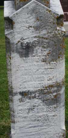 KINSEY MILLER, ELSIE - Preble County, Ohio   ELSIE KINSEY MILLER - Ohio Gravestone Photos