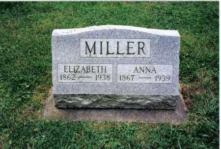 MILLER, ANNA - Preble County, Ohio   ANNA MILLER - Ohio Gravestone Photos