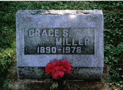 MILLER, GRACE S. - Preble County, Ohio | GRACE S. MILLER - Ohio Gravestone Photos