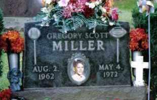 MILLER, GREGORY SCOTT - Preble County, Ohio   GREGORY SCOTT MILLER - Ohio Gravestone Photos