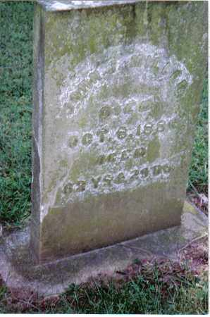 MILLER, JOHN J. - Preble County, Ohio | JOHN J. MILLER - Ohio Gravestone Photos