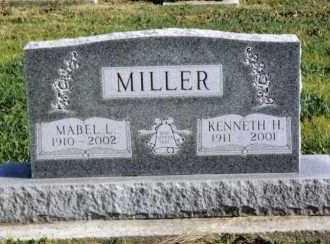 MILLER, MABEL L. - Preble County, Ohio | MABEL L. MILLER - Ohio Gravestone Photos