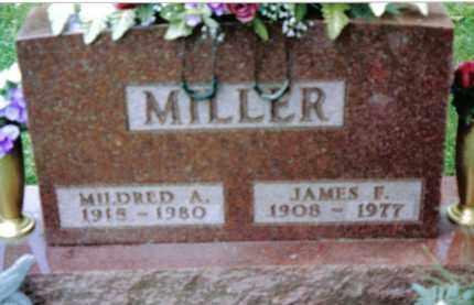 MILLER, MILDRED A. - Preble County, Ohio | MILDRED A. MILLER - Ohio Gravestone Photos