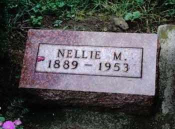 MILLER, NELLIE M. - Preble County, Ohio   NELLIE M. MILLER - Ohio Gravestone Photos