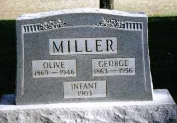 MILLER, INFANT - Preble County, Ohio | INFANT MILLER - Ohio Gravestone Photos