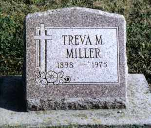 MILLER, TREVA M. - Preble County, Ohio | TREVA M. MILLER - Ohio Gravestone Photos