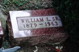 MILLER, WILLIAM L., SR. - Preble County, Ohio | WILLIAM L., SR. MILLER - Ohio Gravestone Photos