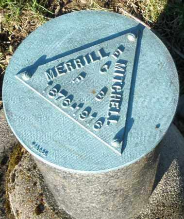 MITCHELL, MERRILL - Preble County, Ohio | MERRILL MITCHELL - Ohio Gravestone Photos