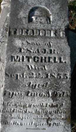 MITCHELL, THEADORE - Preble County, Ohio | THEADORE MITCHELL - Ohio Gravestone Photos