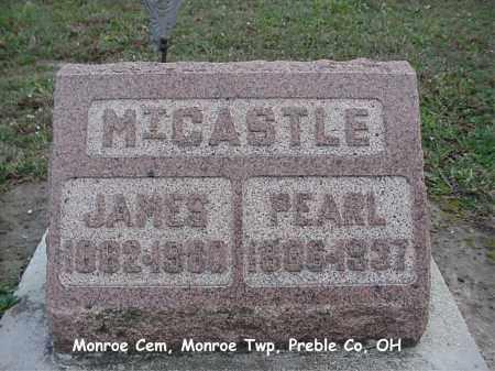 MTCASTLE, PEARL - Preble County, Ohio | PEARL MTCASTLE - Ohio Gravestone Photos