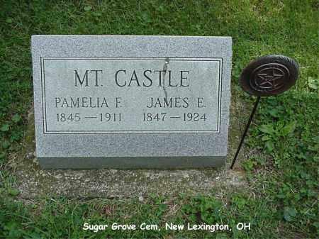 MTCASTLE, PAMELIA - Preble County, Ohio | PAMELIA MTCASTLE - Ohio Gravestone Photos